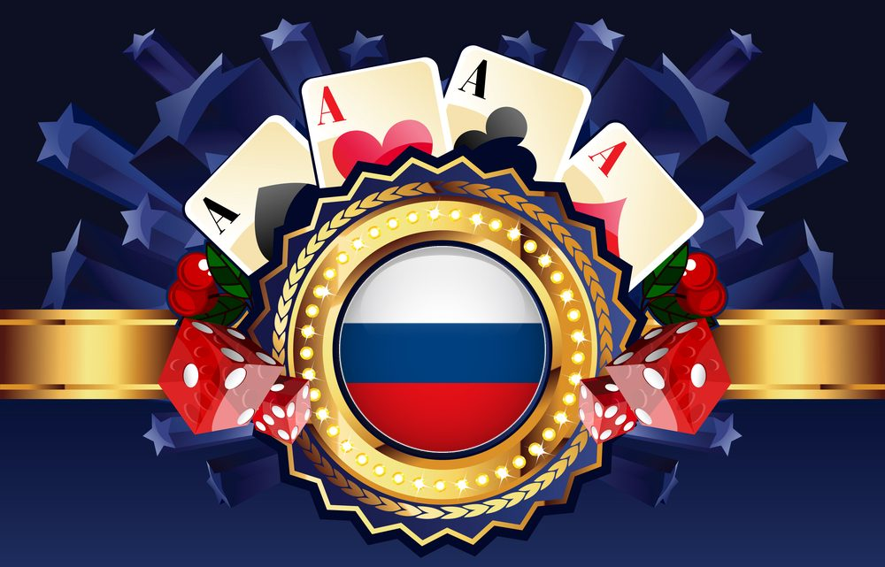 Casinos available in Russia