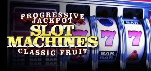 Progressive Jackpot Slots