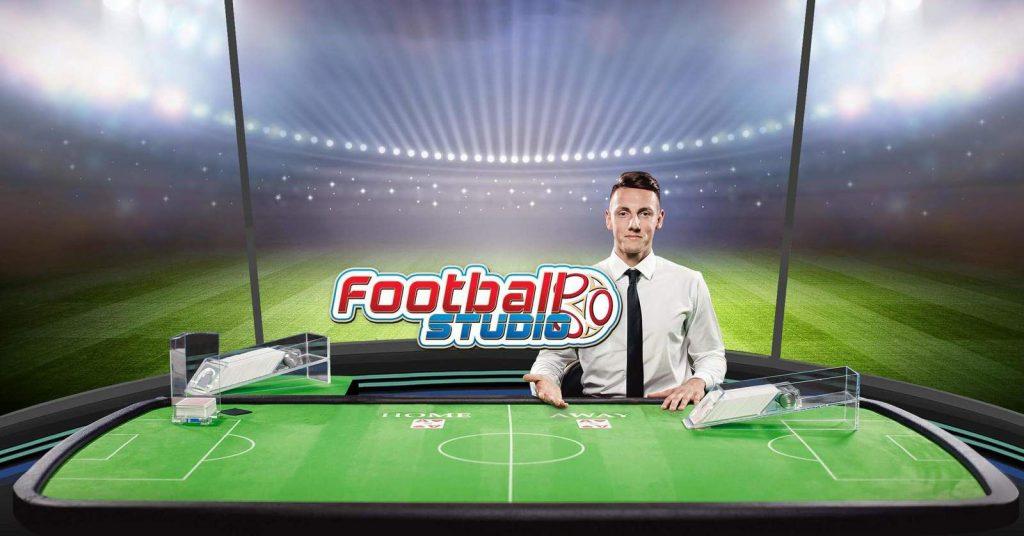 football studio evolution gaming