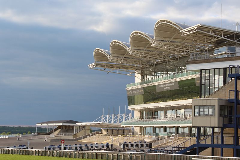 The Rowley Mile Racecourse, Newmarket